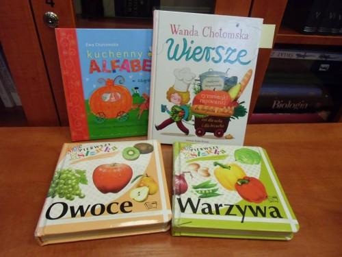 Biblioteka Publiczna W Zielonkach Zdrowo I Kolorowo