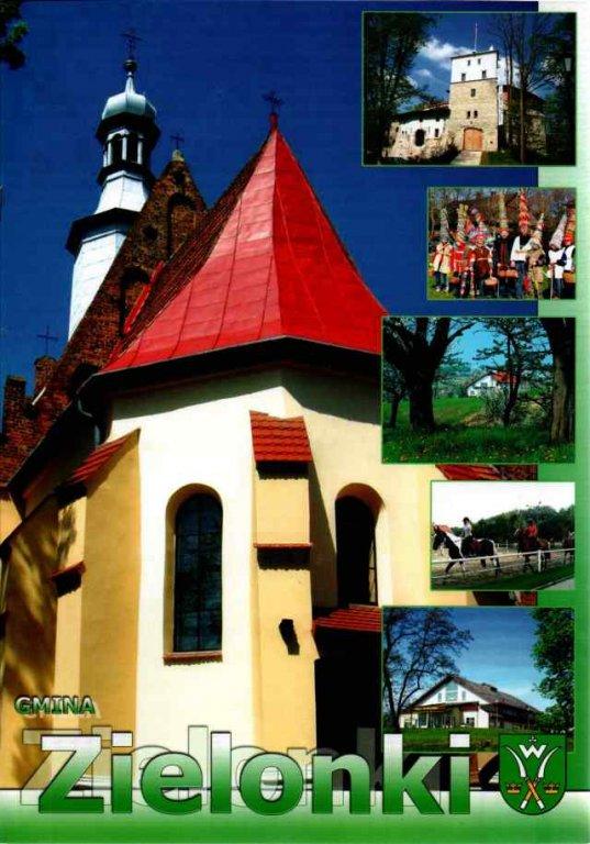 Regionalne wydania broszurowe o Gminie Zielonki